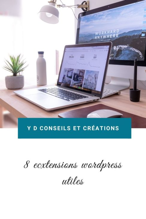 8 extensions pour wordpress