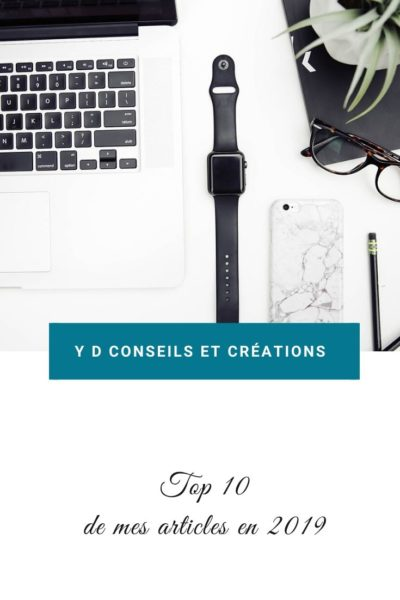 top 10 des articles 2019
