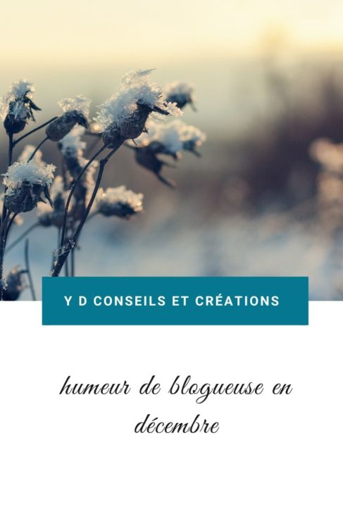 yd conseils creations humeur blogueuse decembre