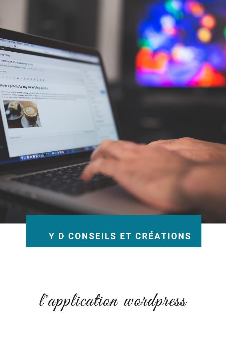 L'application wordpress