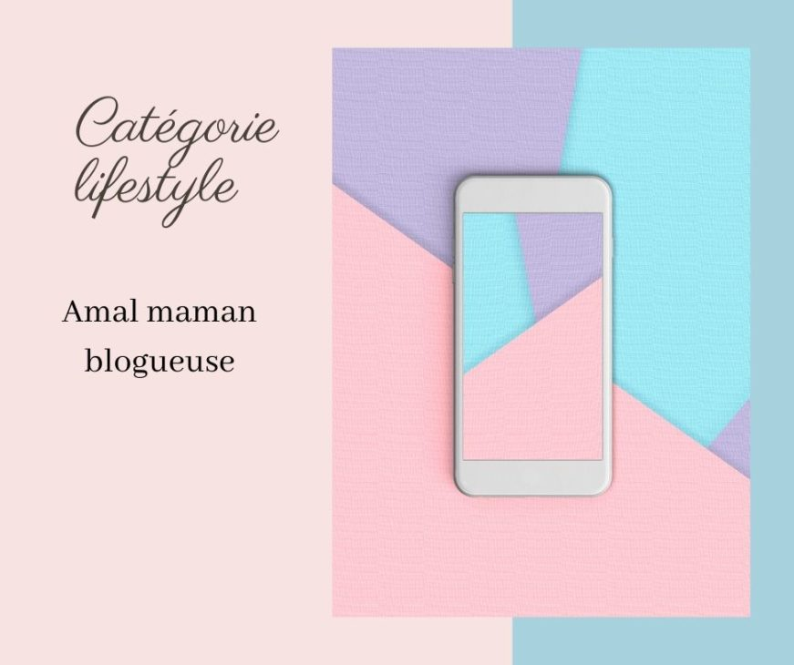 Template maman blogueuse YD conseils et créations
