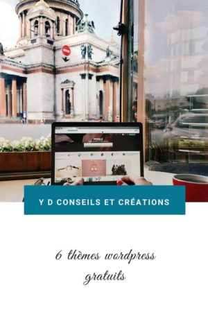 6 themes wordpress gratuits