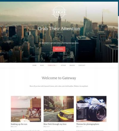 theme gateway wordpress