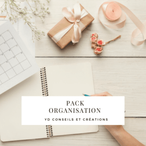 yd conseils creations pack organisation